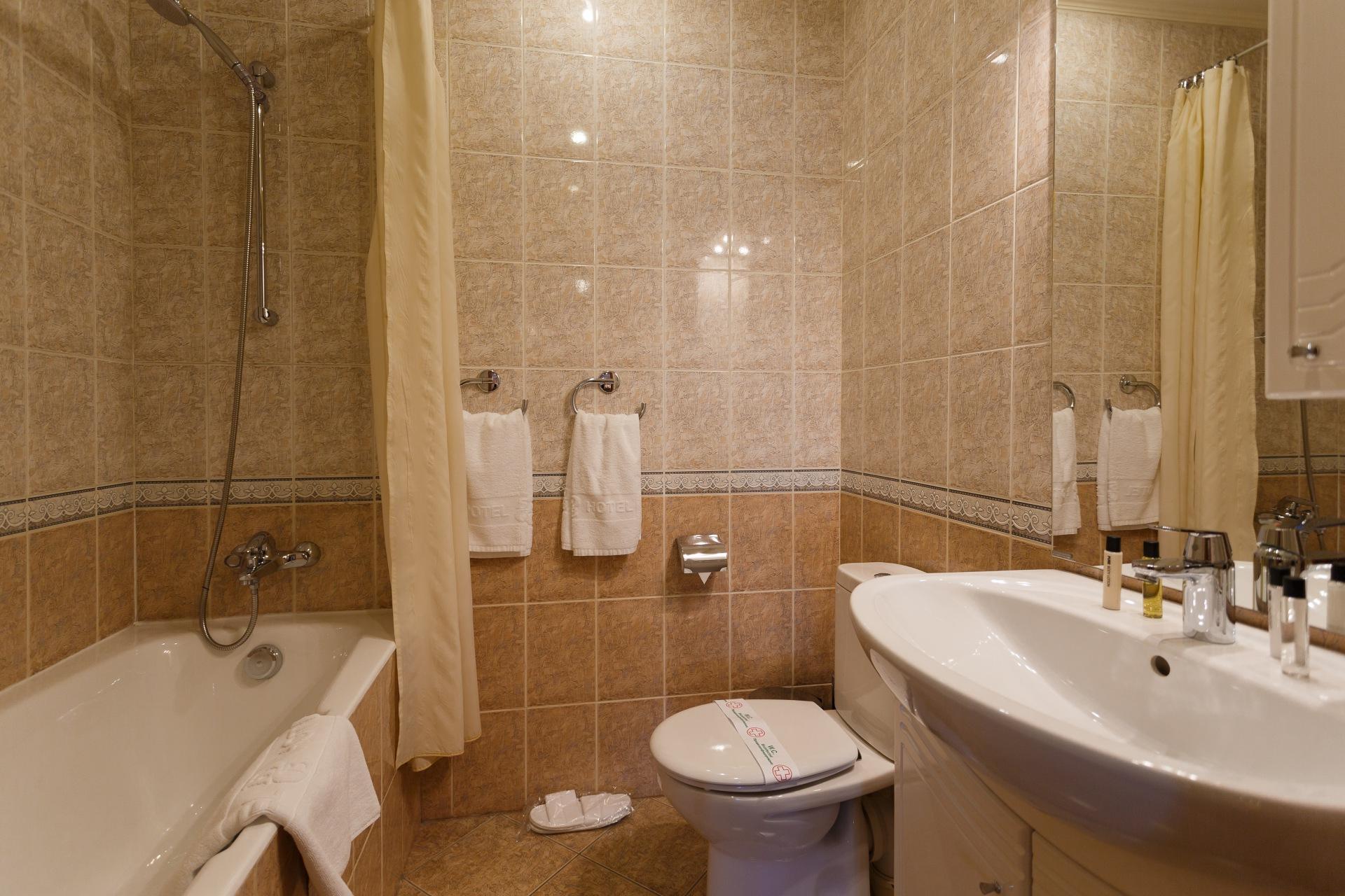 ванные классические комнаты